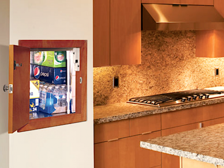 Boston home dumbwaiter installation